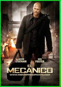 The Mechanic (El mecánico) (2011) [3gp/Mp4/DVDRip Latino HD Mega