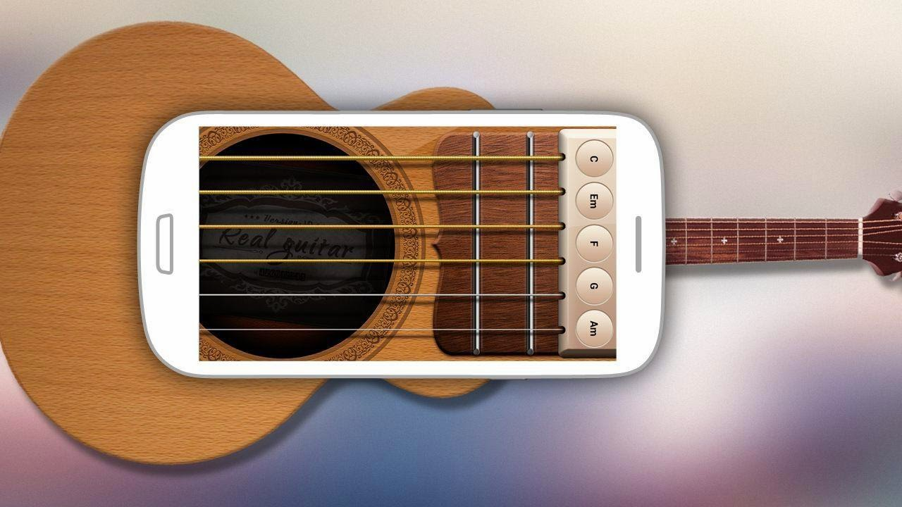 Preview Real Guitar Pro | andromin