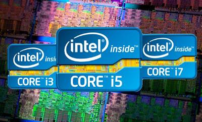 Merk & Specs  Harga (IDR) Processor Intel Core E-7500 BOX  1,060,000 Processor Intel Core i3-530 BOX  940,000 Processor Intel Core i5-760 BOX  1,800,000 Processor Intel Core intel Core i3 540 (Box) (3.06Ghz,C4Mb,Fsb 1333Mhz,Lga 1156) intel Core i3 / i5 / i7 1156  850,000 Processor Intel Core intel Core i3 540 (Tray) (3.06Ghz,C4Mb,Fsb 1333Mhz,Lga 1156) intel Core i3 / i5 / i7 1156  850,000 Processor Intel Core intel Core i3 550 (Box) (3.2Ghz,C4Mb,Fsb 1333Mhz,Lga 1156) intel Core i3 / i5 / i7 1156  940,000 Processor Intel Core intel Core i3 550 Tray + Fan intel Core i3 / i5 / i7 1156  920,000 Processor Intel Core intel Core i5 655K (Box) tanpa fan (2.50Ghz,C4Mb,Lga 1156) intel Core i3 / i5 / i7 1156  2,090,000 Processor Intel Core intel Core i7 870 (Box) (2.93Ghz,C8Mb,Lga 1156) intel Core i3 / i5 / i7 1156  2,540,000 Processor Intel Core intel i5 760 (Box) (2.80Ghz,C8Mb,Lga 1156) intel Core i3 / i5 / i7 1156  1,780,000 Processor Intel Core intel i7 960 (Box) (3.2Ghz,C8Mb,FSB 4.8GT/Sec,LGA 1366) intel Core i7 1366  2,860,000 Processor Intel Core Procesor Intel Core 2 Quad i7-950 3.06GHz  2,410,000 Processor Intel Core Processor Intel Core 2 Duo E8200 2.66GHz  1,620,000 Processor Intel Core Processor Intel Core 2 Duo E8400 3.0GHz  1,650,000 Processor Intel Core Processor Intel Core 2 Duo E8500 3.16GHz  1,830,000 Processor Intel Core Processor Intel Core 2 Duo E8600 3.33GHz  2,700,000 Processor Intel Core Processor Intel Core 2 Quad i7-960 3.2 GHz  2,550,000 Processor Intel Core Processor Intel Core 2 Quad Q8200 2.33GHz  1,660,000 Processor Intel Core Processor Intel Core 2 Quad Q9400 2.66GHz  2,250,000 Processor Intel Core Processor Intel Core 2 Quad Q9550 2.83GHz  2,810,000 Processor Intel Core Processor Intel Core i3-2100 3.1GHz  1,110,000 Processor Intel Core Processor Intel Core i3-540 BOX 3.06GHz  940,000 Processor Intel Core Processor Intel Core i5-2300 2.8GHz  1,560,000 Processor Intel Core Processor Intel Core i5-2400 3.3GHz  1,780,000 Processor Intel Core Proce
