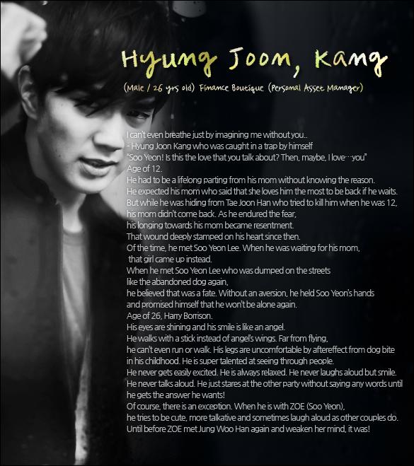 Kang Hyung Joon (Yoo Seung Ho)