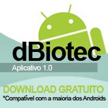 Aplicativo dBiotec