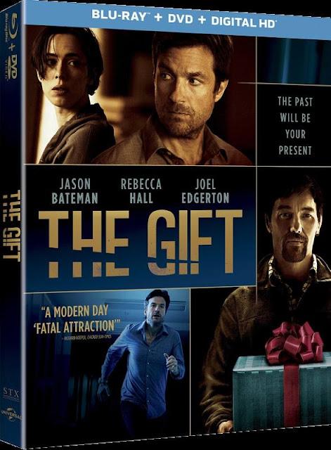 The Gift Blu-ray