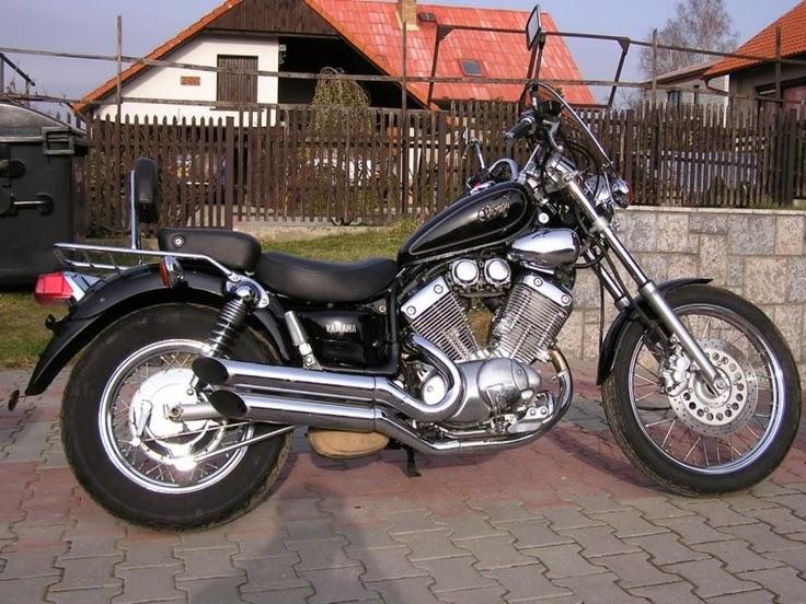 yamaha virago 535 motorcycle blog. Black Bedroom Furniture Sets. Home Design Ideas