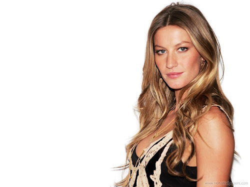 Gisele Bundchen Actress Glamour Wallpaper