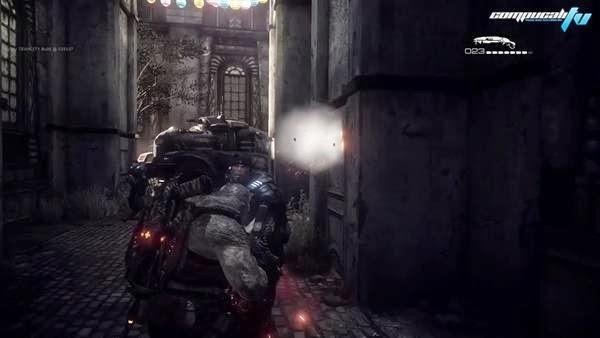 Filtran Imágenes de la remasterización de Gears Of War