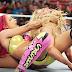 Sasha Banks retorna durante o Royal Rumble