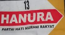 BENDERA PARTAI HANURA