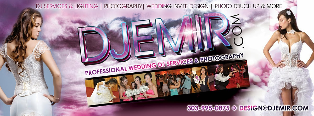 Denver Colorado's Premier DJ and Photography Services
