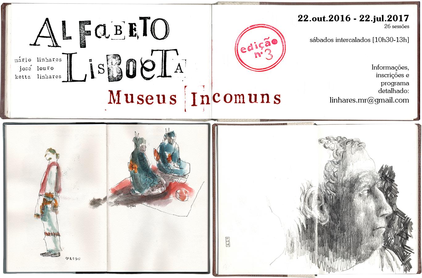 Alfabeto Lisboeta. 3ª Edição 2016/17
