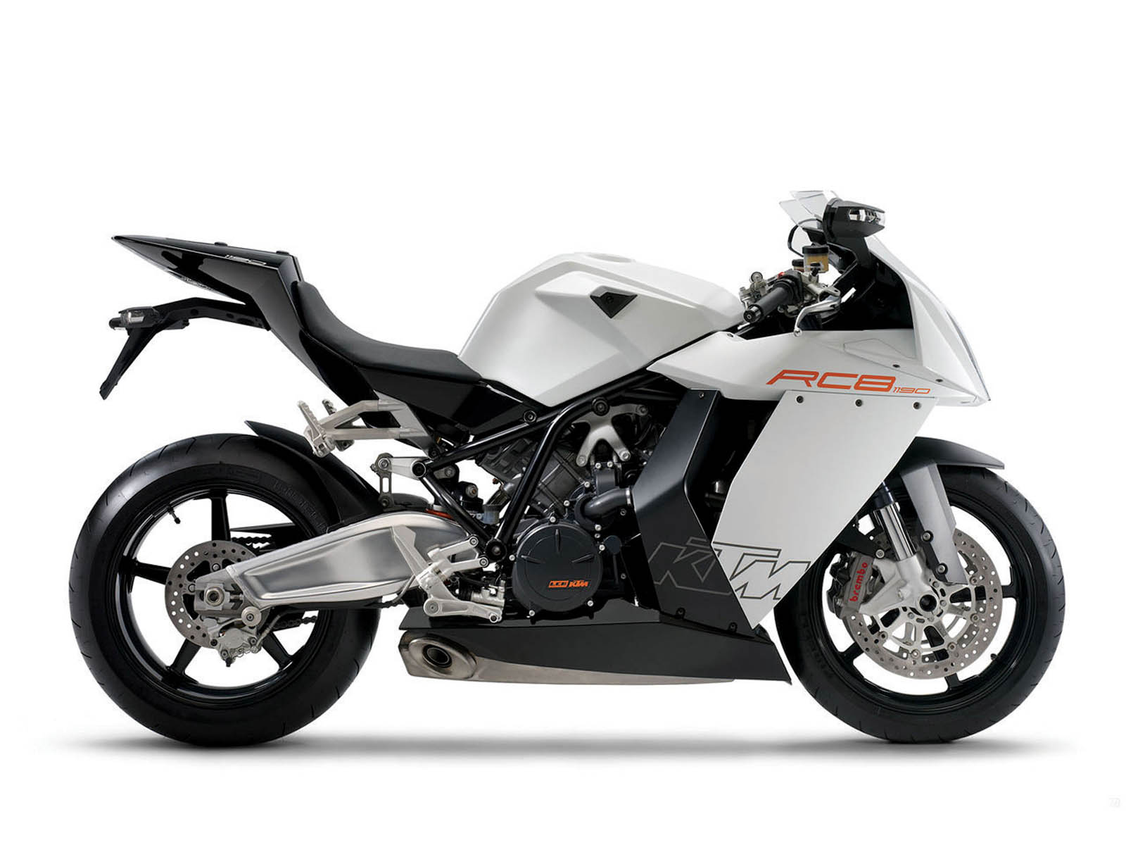 wallpapers: KTM RC8 11...