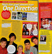 Joepie12/09. Nothing but good news for One Direction in this week's .