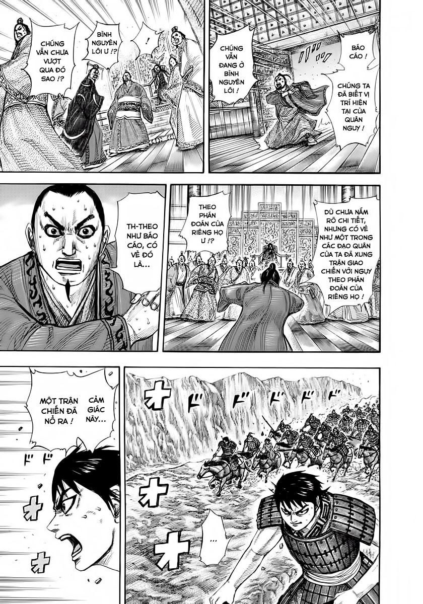 Kingdom – Vương Giả Thiên Hạ (Tổng Hợp) chap 265 page 16 - IZTruyenTranh.com