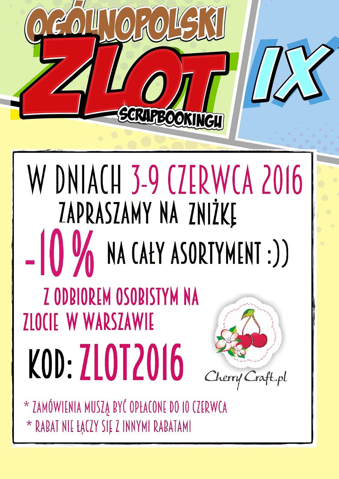 ZLOT w WARSZAWIE - 11.06.2016