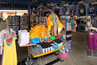 Knott's Soak City shopping