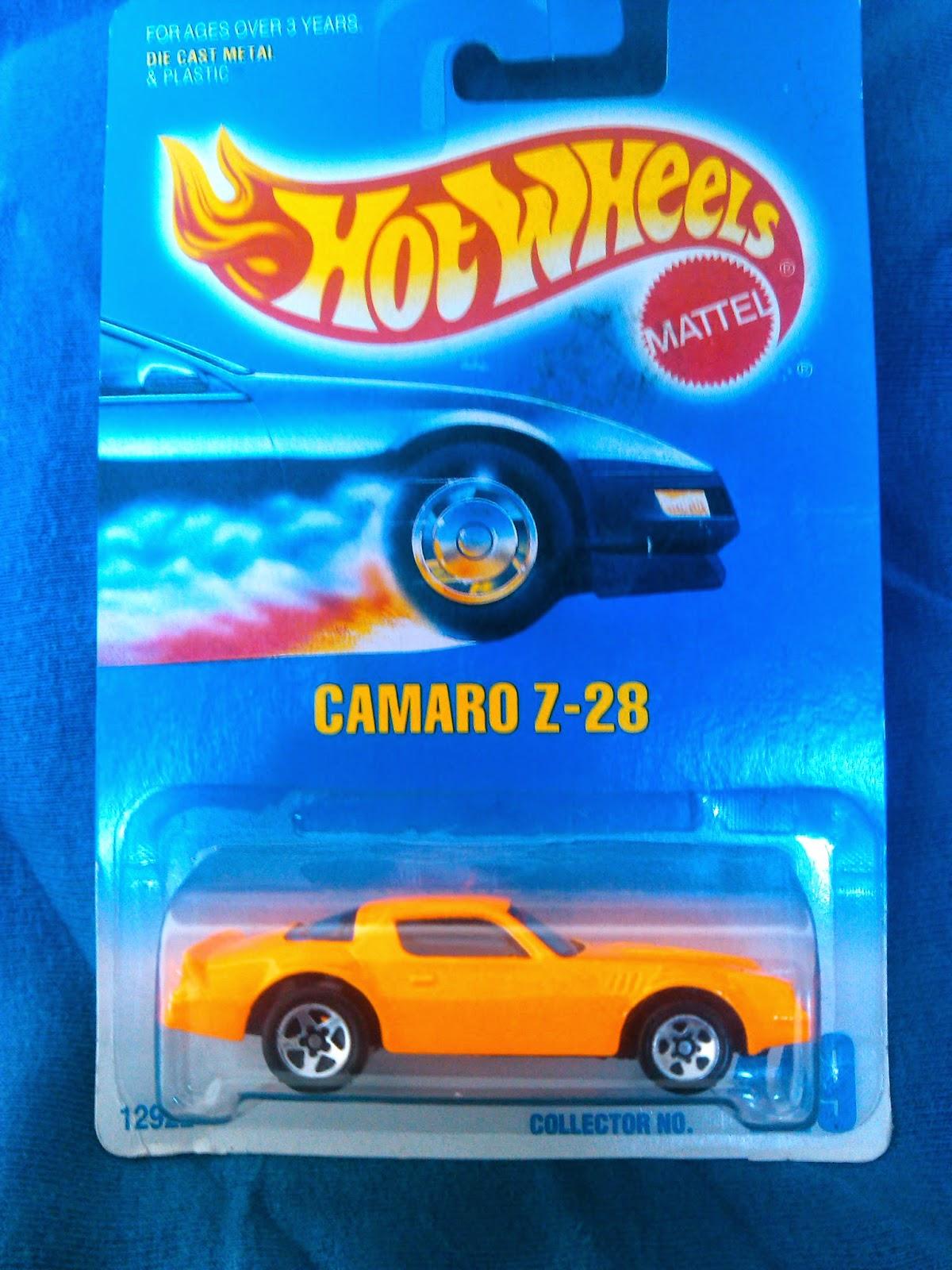 Colección Chevrolet Camaro en Blister Camaro+Z-28+1996+Hot+Wheels+%23449