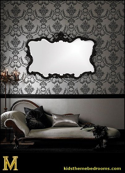 decorating theme bedrooms maries manor moulin rouge victorian boudoir style bedroom. Black Bedroom Furniture Sets. Home Design Ideas