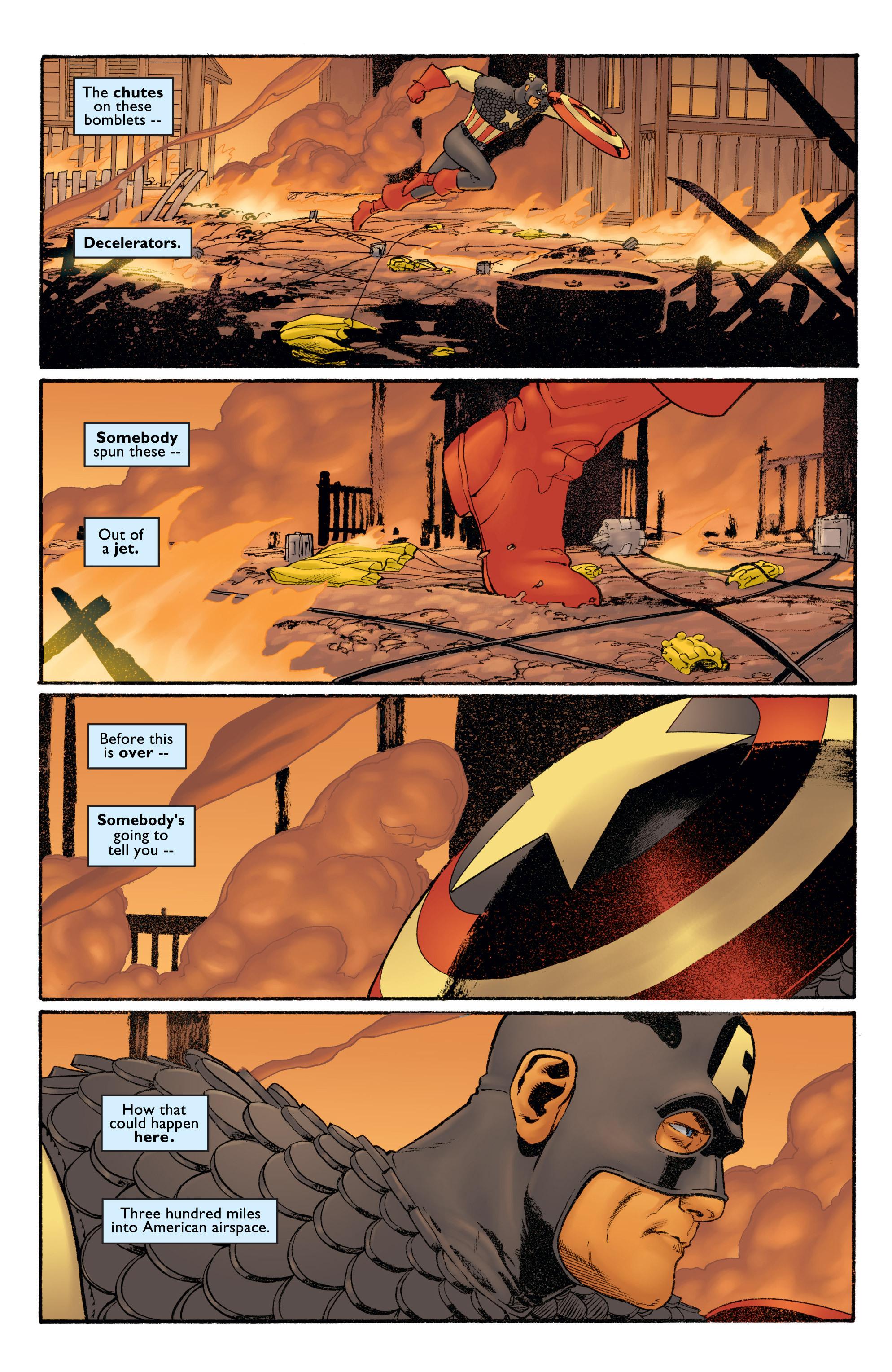 Captain America (2002) Issue #2 #3 - English 10