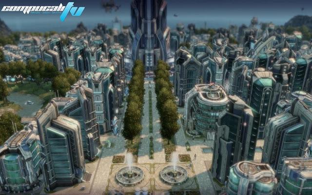 Anno 2070 El Misterio del Mar PC Full Español Reloaded Descargar 2012