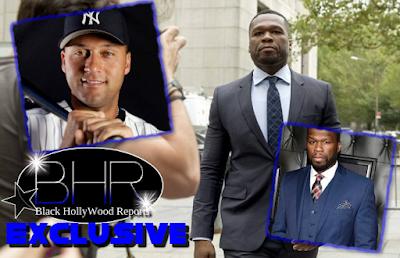 MLB Star Derek Jeter's Is Facing $4.7 million Lawsuit Against Frigo (Men's Underwear Company) And 50 Cent Responds