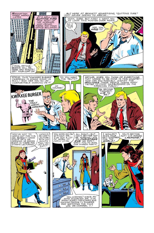 Captain America (1968) Issue #292 #208 - English 10