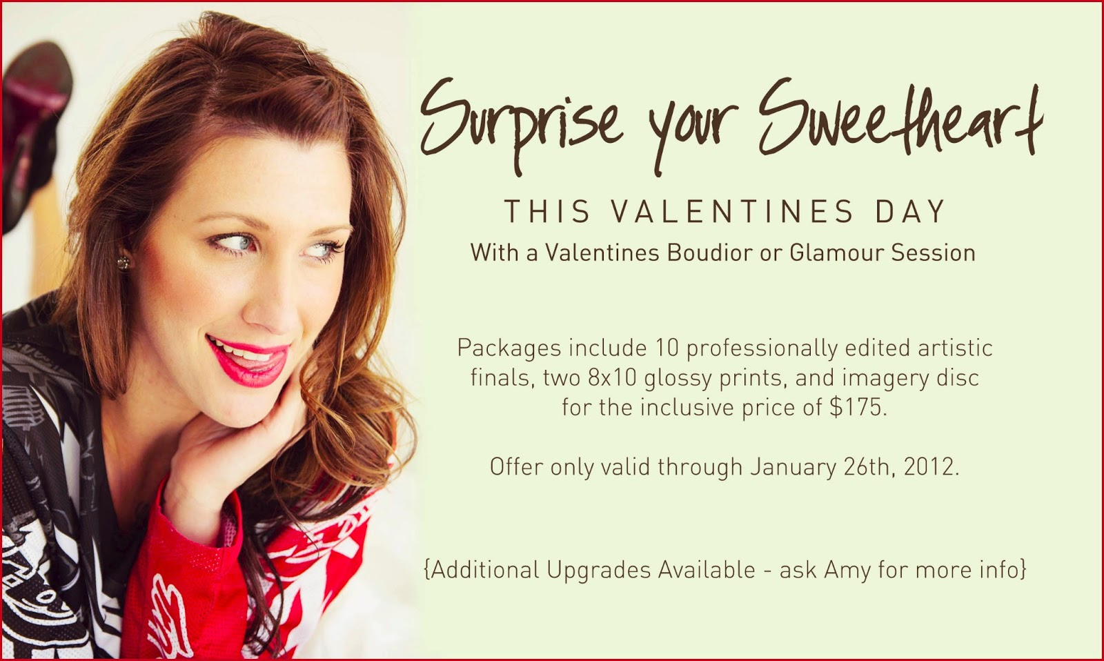Valentines Day Boudoir and Glamour Sessions - Arlington TX ...