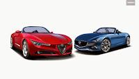 2016 Fiat Abarth Spider Characteristic Designs