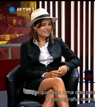 Entrevista de Sasha Grey no Herman