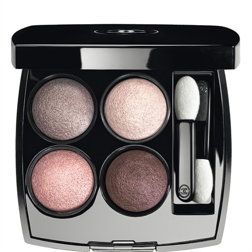 Chanel Les 4 Ombres Multi-Effecr Quadra Eyeshadow in Tissé Camélia