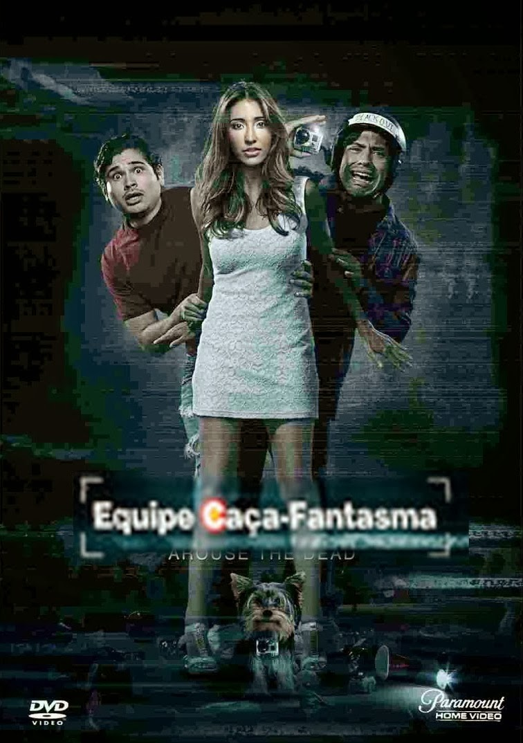 Equipe Caça Fantasma – Dublado (2013)