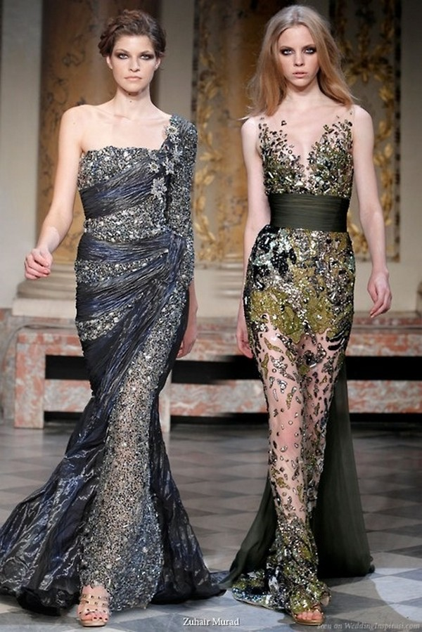 zuhair murad fabulous long dresses for spring summer