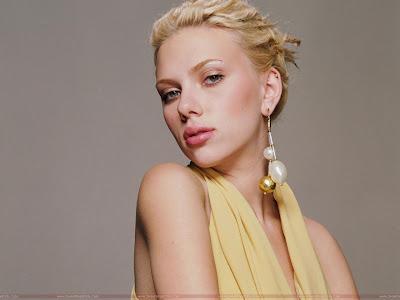 Scarlett Johansson Wide Wallpaper-1440x1024