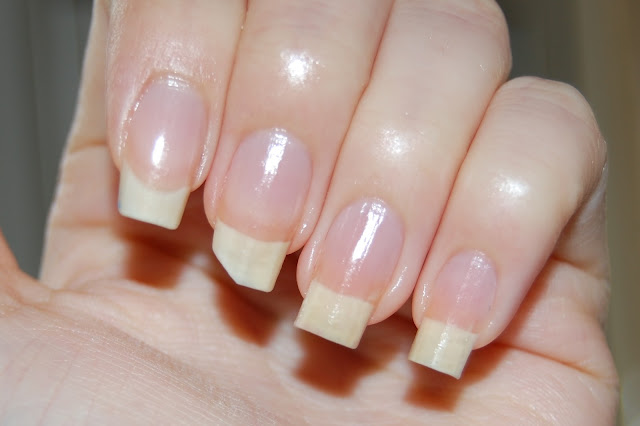 how to grow long nails in a day