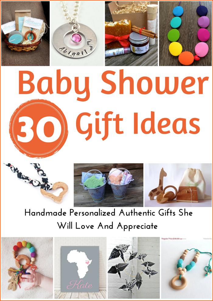 Baby Shower Gift Ideas Montessori Nature