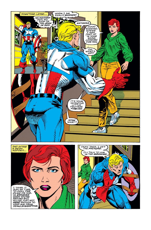 Captain America (1968) Issue #422 #372 - English 15