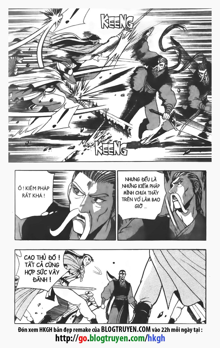 Hiệp Khách Giang Hồ chap 101 page 5 - IZTruyenTranh.com