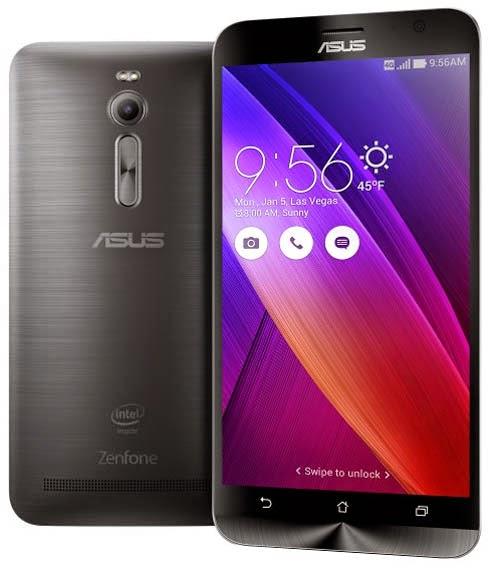 Review dan Harga Asus Zenfone 2 Terbaru
