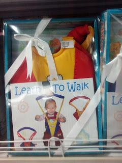 alat bantu untuk mengajarkan bayi berjalan