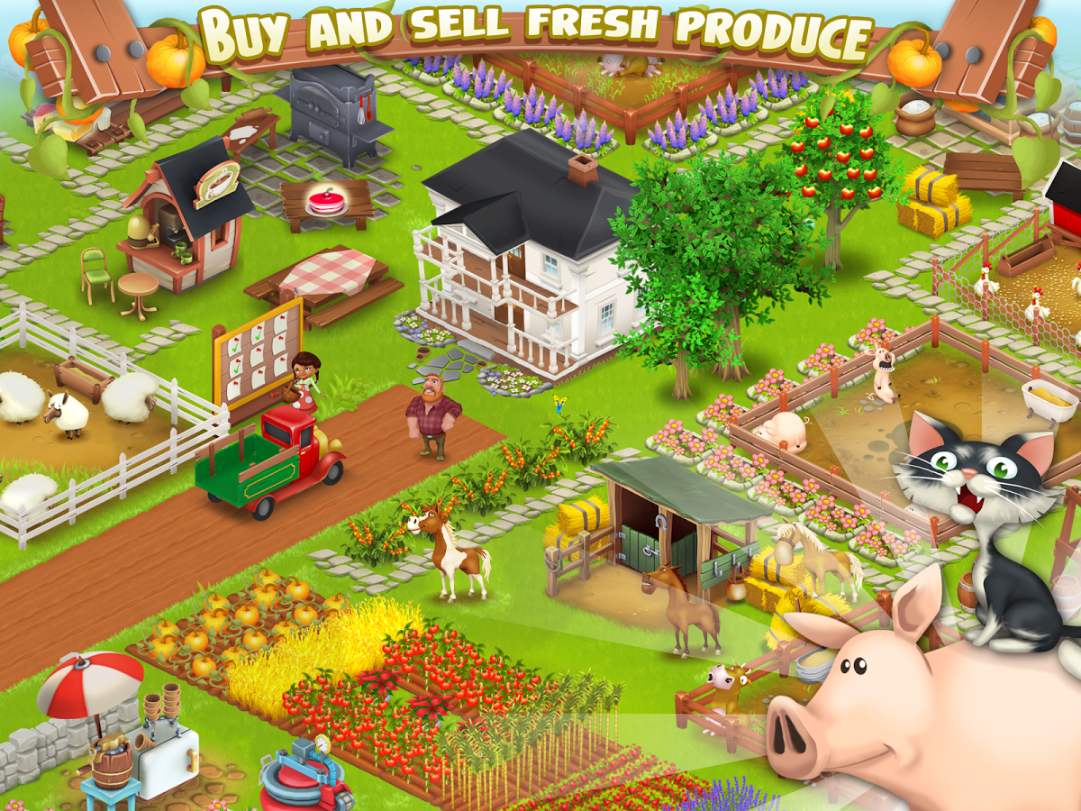 Hay Day Online