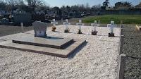 Le carré militaire de Portet-sur-Garonne, une des missions du Souvenir Français est de l'entretenir