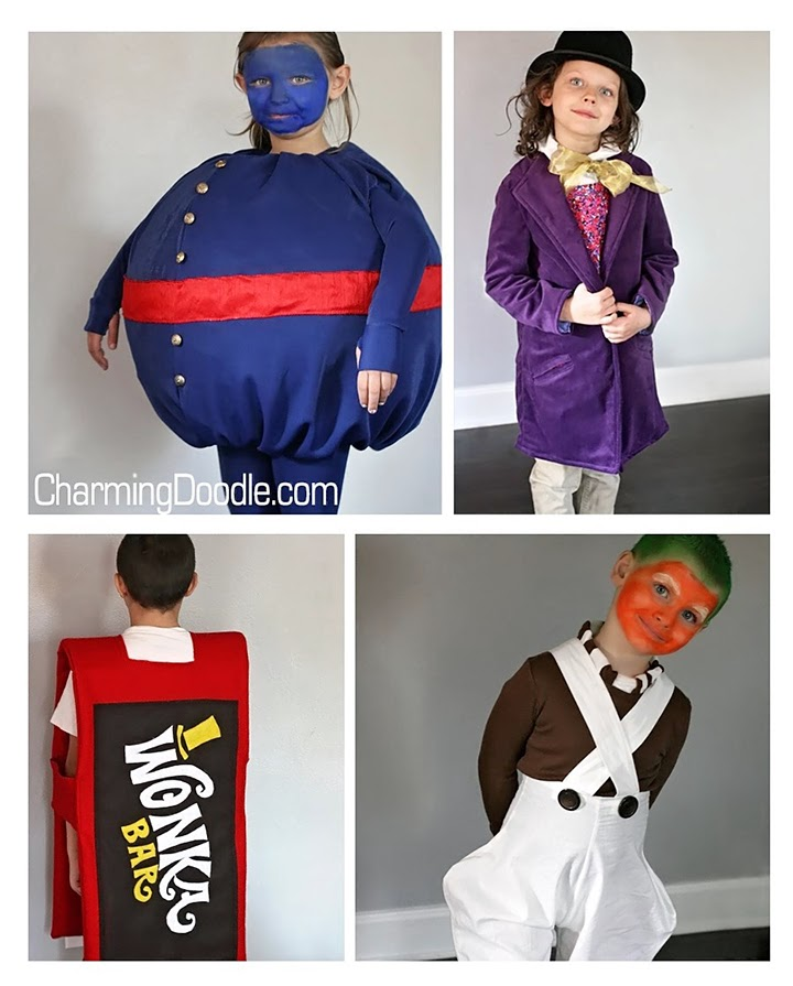 Willy Wonka And The Chocolate Factory Characters Charlie
