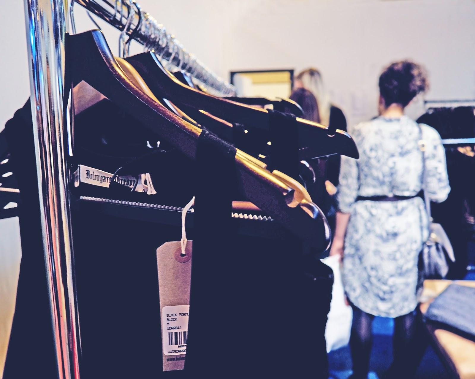 The Clothes Show 2015 Designer