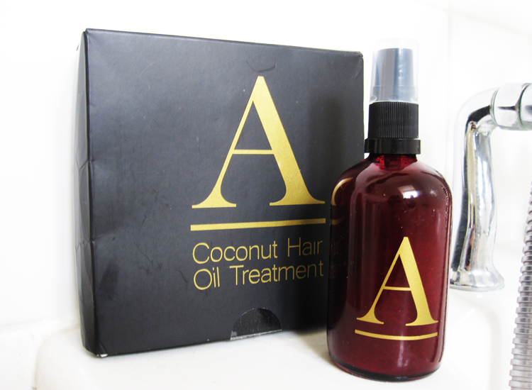 Aenika Coconut Hair Oil Treatment review