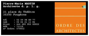 Martin Architecte