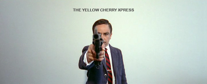 The Yellow Cherry Xpress