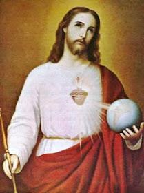 Coração de Jesus, Rei e centro de todos os corações, nós te adoramos!