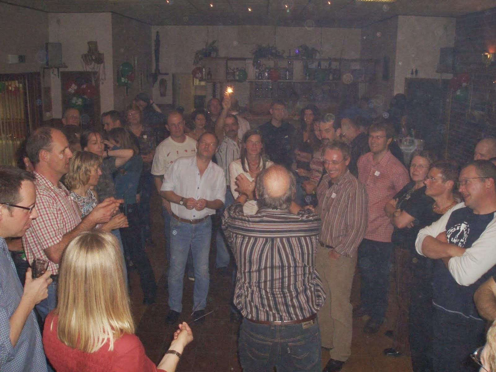 2005 Lauftreff Fete
