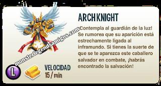 imagen de la descripcion del arch knight