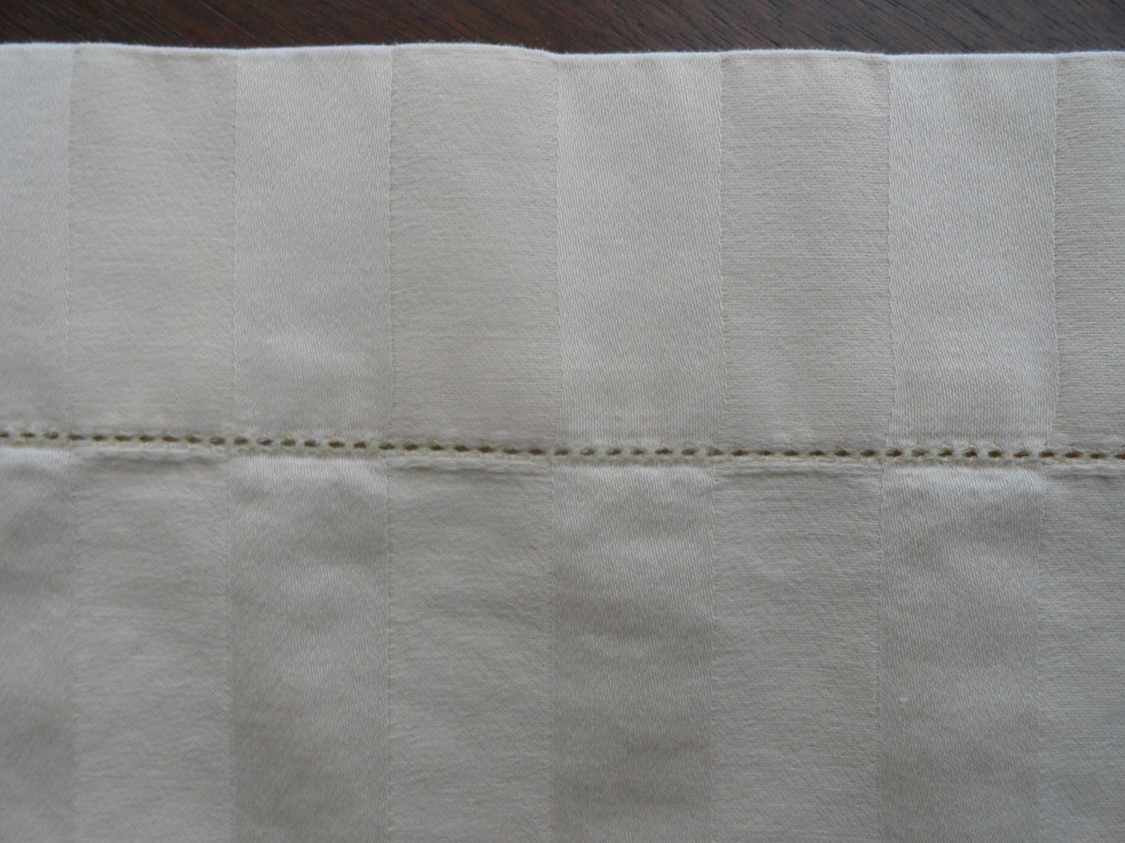 Jul 25,  · The hemstitch is commonly used in drawn thread work. While adding a decorative edge to a drawn thread area, it bunches together the remaining threads.