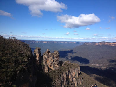 The Blue Mountains, NSW Australia
