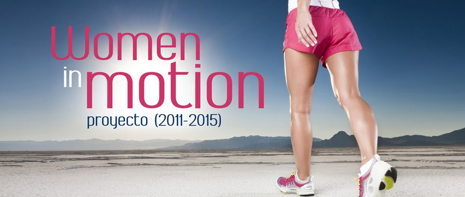 Women In Motion. Cancer de mama y ejercicio